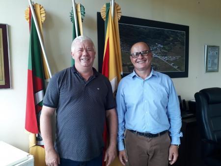 Prefeito de Dom Pedro de Alcântara agradece o apoio e parceria durante sua gestão
