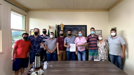 Prefeitura recebe recurso de 100 mil reais para saúde do município