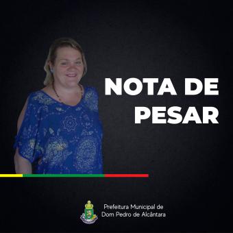 Nota de pesar pelo falecimento da professora Miriam Krás Hainzenreder