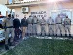 Dom Pedro de Alcântara recebe viatura policial semi blindada
